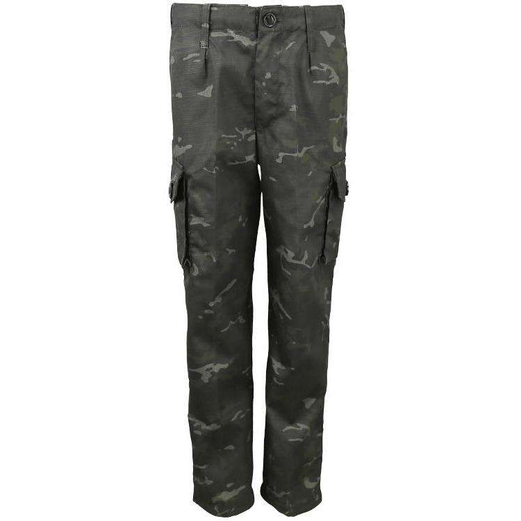 Kombat UK, Kids Trouser - BTP Black, Kids Trousers & Shorts,Wylies Outdoor World,