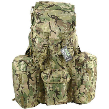 Kombat UK, Kombat UK Full Size PLCE System 120 Litre, Rucksacks/Packs, Wylies Outdoor World,