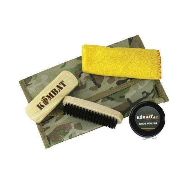 Kombat UK, Kombat UK Military Boot Care Kit, Boot Care,Wylies Outdoor World,