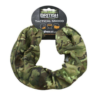 Kombat UK, Kombat UK Tactical Snood, Headwear,Wylies Outdoor World,