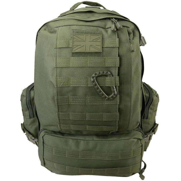 Kombat UK, Kombat UK Viking Patrol Pack 60 Litre, Rucksacks/Packs,Wylies Outdoor World,