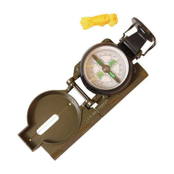 Kombat UK, Lensmatic Compass, Compasses, Wylies Outdoor World,