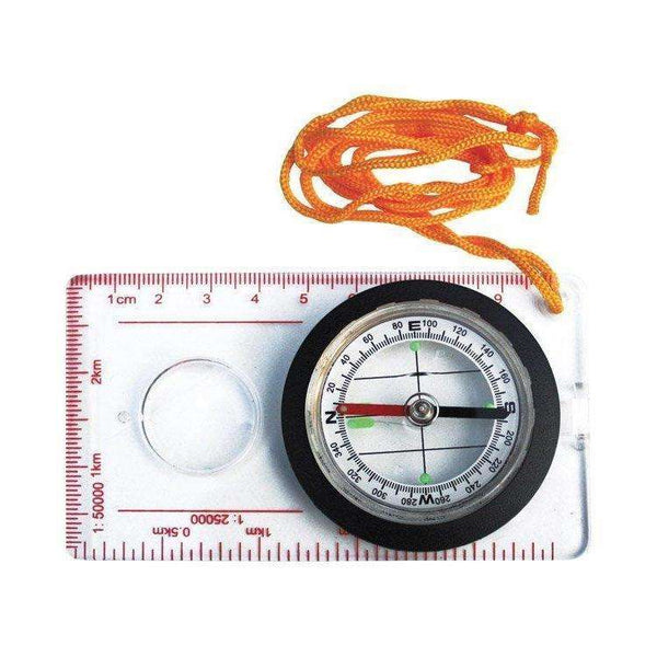 Kombat UK, Liquid Filled Compass, Compasses, Wylies Outdoor World,