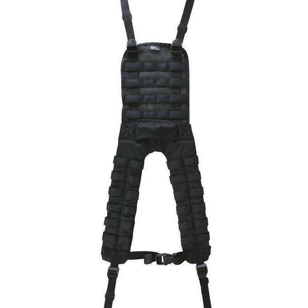 Kombat UK, Molle Battle Yoke - Black, Pouches, Wylies Outdoor World,