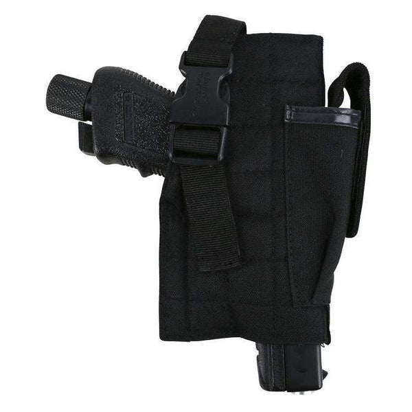 Kombat UK, Molle Gun Holster with Mag Pouch, Shooting/Hunting,Wylies Outdoor World,