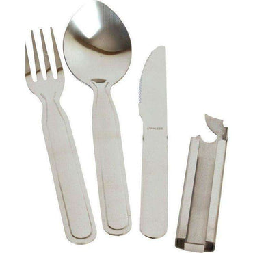 Kombat UK, Nato KFS Set, Cutlery & Accessories, Wylies Outdoor World,
