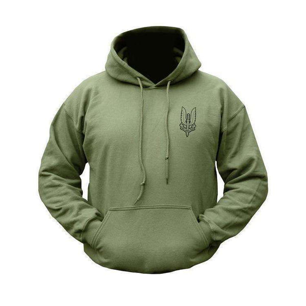 Kombat UK, SAS Hoodie (New Design), Fleeces, Jumpers & Hoddies, Wylies Outdoor World,