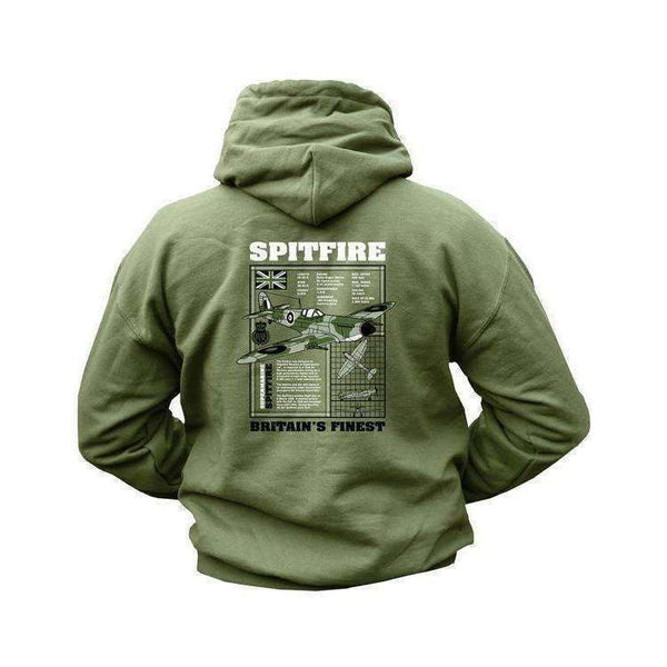 Kombat UK, Spitfire Hoodie, Fleeces, Jumpers & Hoddies, Wylies Outdoor World,