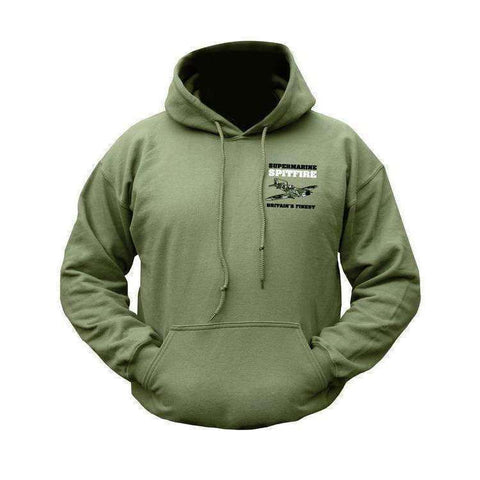 Kombat UK, Spitfire Hoodie, Fleeces, Jumpers & Hoddies,Wylies Outdoor World,
