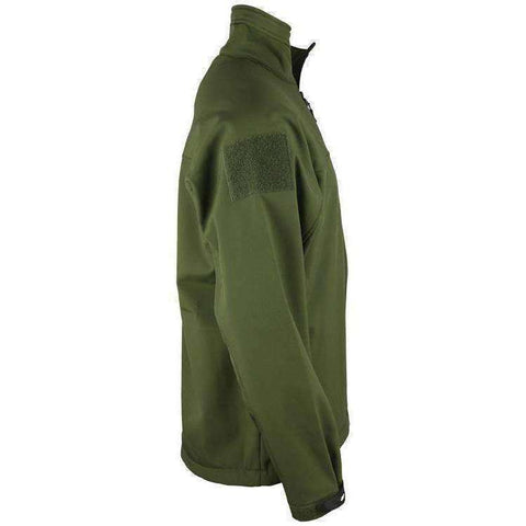 Kombat UK, TROOPER - Tactical Soft Shell Jacket, Jackets & Coats, Wylies Outdoor World,