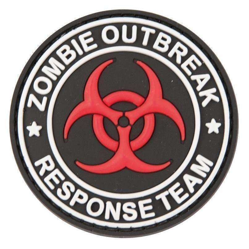 Kombat UK, Zombie Outbreak Patch, Patches, Wylies Outdoor World,