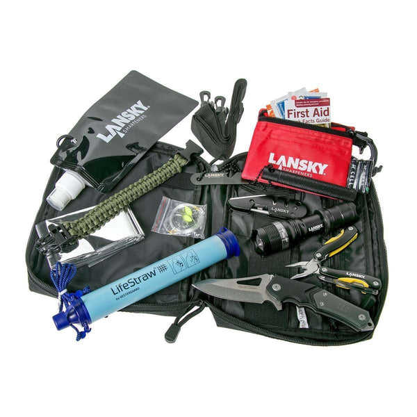 Lansky, Lansky - P.R.E.P Equipment Pack, Survival Kits, Wylies Outdoor World,