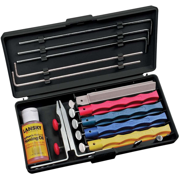 Lansky, Lansky - Professional Sharpening System, Sharpening Kits, Wylies Outdoor World,