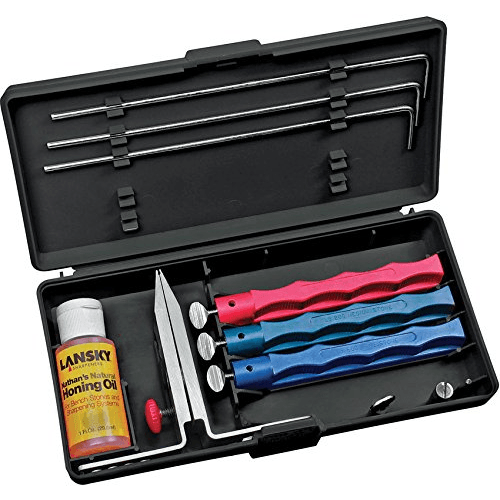 Lansky, Lansky - Standard Sharpening System, Sharpening Kits, Wylies Outdoor World,