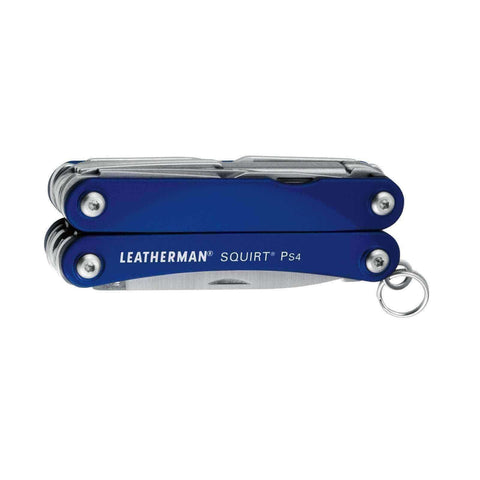Leatherman, Leatherman Squirt PS4 Multi-Tool, Multi-Tools, Wylies Outdoor World,