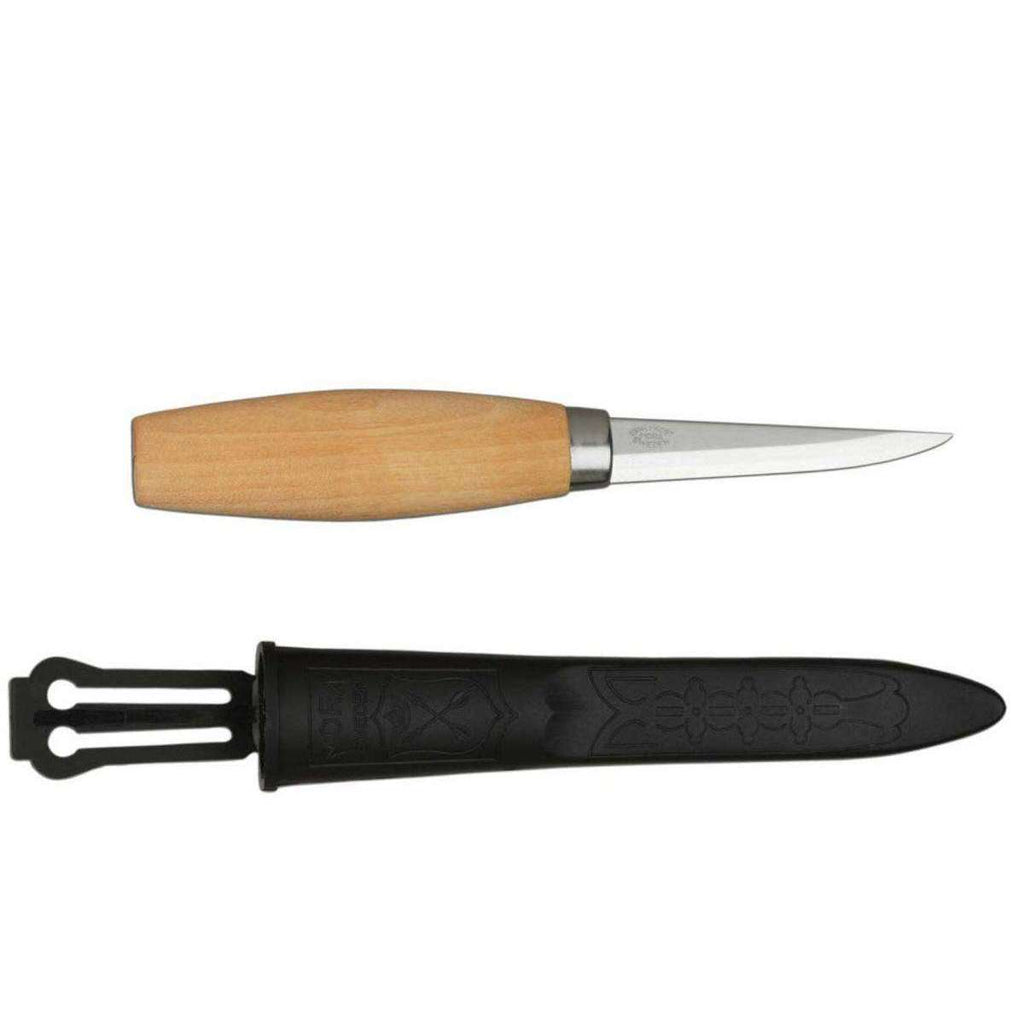 Mora Knives, Morakniv Erik Frost 106, Carving & Craft Knives, Wylies Outdoor World,