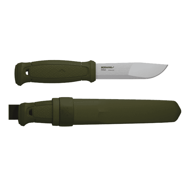 Mora Knives, Morakniv Kansbol, Fixed Blade Bushcraft Knives,Wylies Outdoor World,