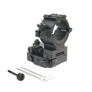Night Master, Night Master Fully Adjustable Rail Mount with Windage and Elevation Adjustment, Hunting Lamp Accessories, Wylies Outdoor World,