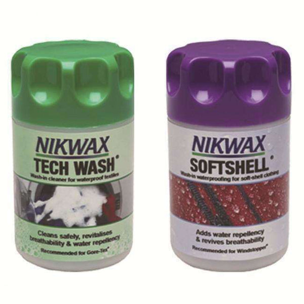 Nikwax, Highlander - Tech wash & Softshell, Waterproofing, Wylies Outdoor World,