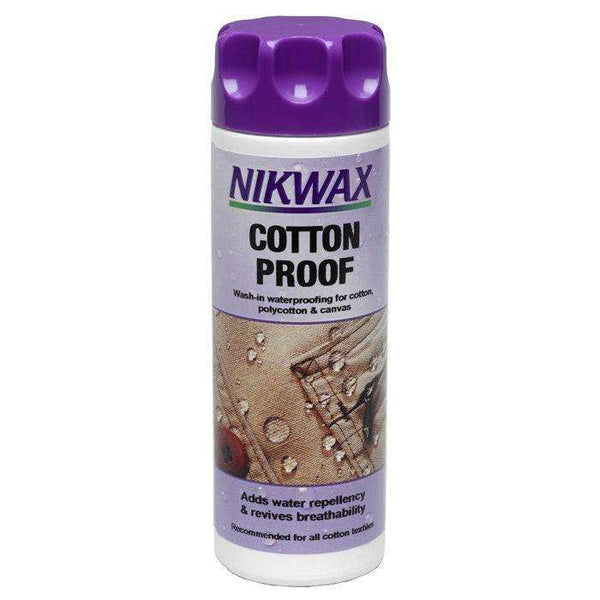 Nikwax, Nikwax - Cotton Proof, Waterproofing, Wylies Outdoor World,