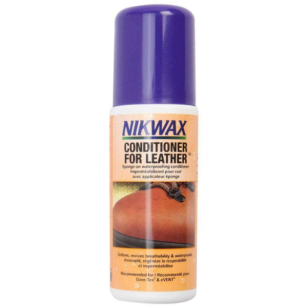 Nikwax, Nikwax Conditioner For Leather - 125ml, Waterproofing, Wylies Outdoor World,