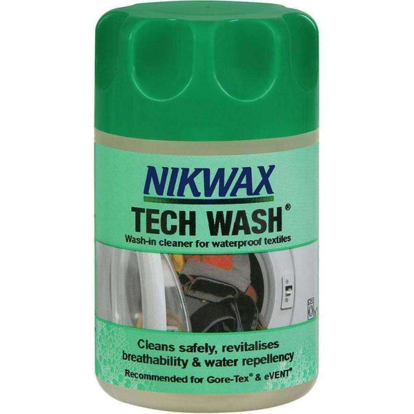 Nikwax, Nikwax Tech Wash, Waterproofing,Wylies Outdoor World,