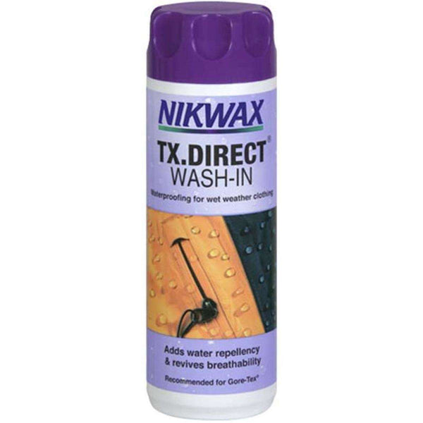 Nikwax, Nikwax Wash In TX Direct - 300ml, Waterproofing, Wylies Outdoor World,