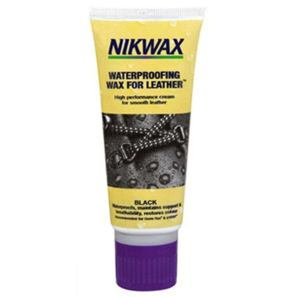 Nikwax, Nikwax Waterproofing Wax- Black 100ml, Waterproofing, Wylies Outdoor World,