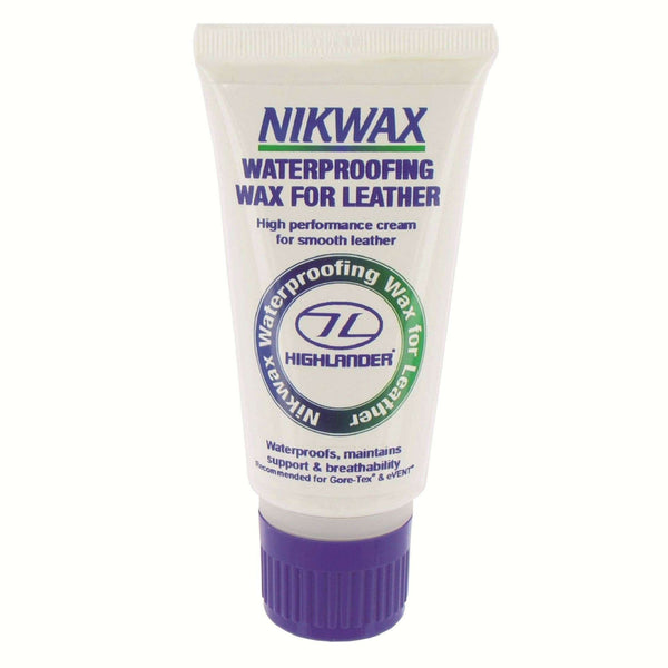 Nikwax, Nikwax Waterproofing Wax For Leather - 60ml, Waterproofing, Wylies Outdoor World,