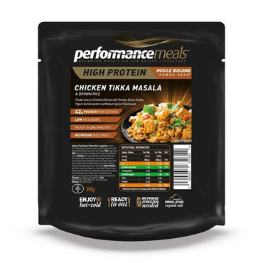 Performance Meals, Performance Meals - Chicken Tikka, Wet Meals, Wylies Outdoor World,