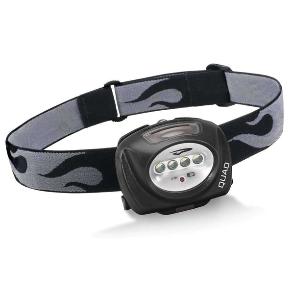 Princeton Tec, Princeton Tec Quad Headlamp, Head Torches, Wylies Outdoor World,