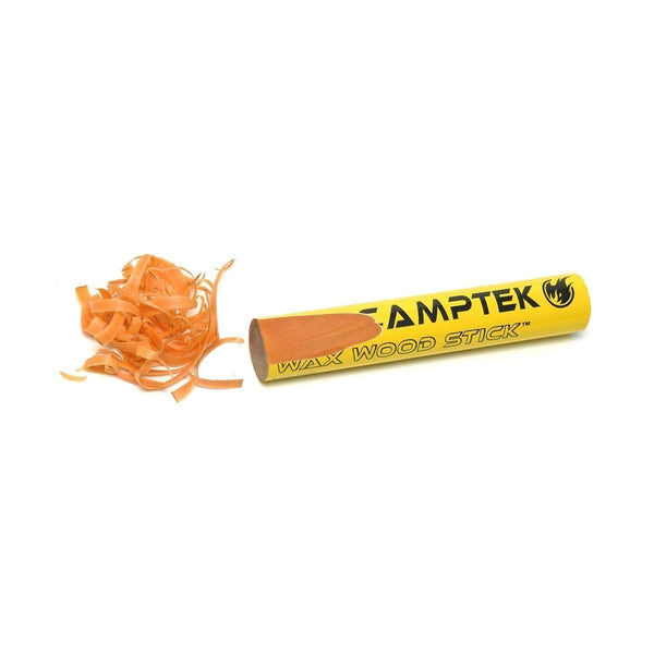 Procamptek, Procamptek Wax Wood Stick Fire Starter, Natural Tinder, Wylies Outdoor World,
