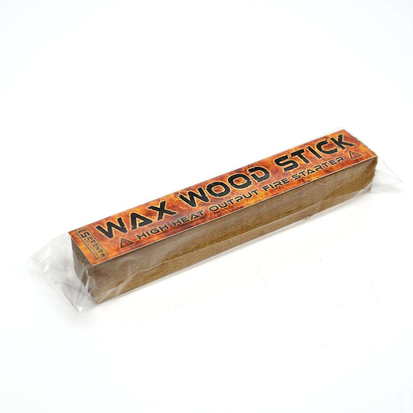 Procamptek, Procamptek Wax Wood Stick Fire Starter (Old Version), Natural Tinder, Wylies Outdoor World,