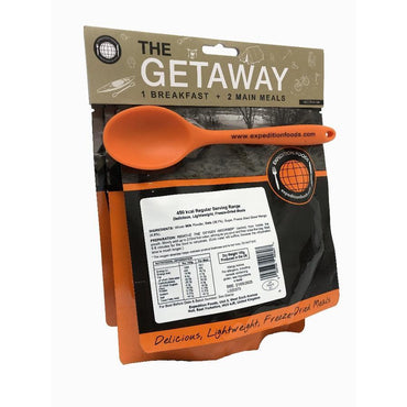 Expedition Foods, Expedition Foods - The Getaway Pack (Large), 24 Hour Rations,Wylies Outdoor World,
