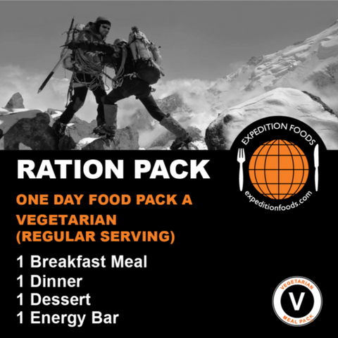 Day Ration Packs