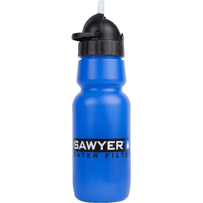 Sawyer, Sawyer 1 Litre Water Bottle - With Filter, Water Filters, Wylies Outdoor World,