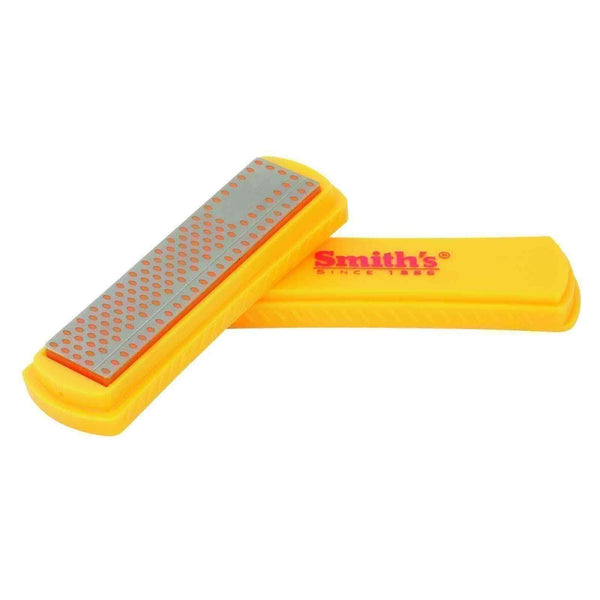 "Smith's, Smith's 4"" Diamond Sharpening Stone, Sharpening, Wylies Outdoor World,"