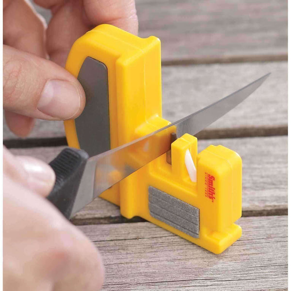 Smith's, Smith's Deluxe Knife & Hook Sharpener, Field Sharpeners, Wylies Outdoor World,