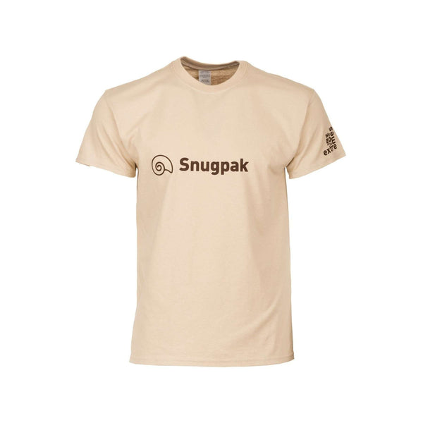 Snugpak, Snugpak Logo Cotton T-Shirt, T-Shirts, Shirts & Vests,Wylies Outdoor World,