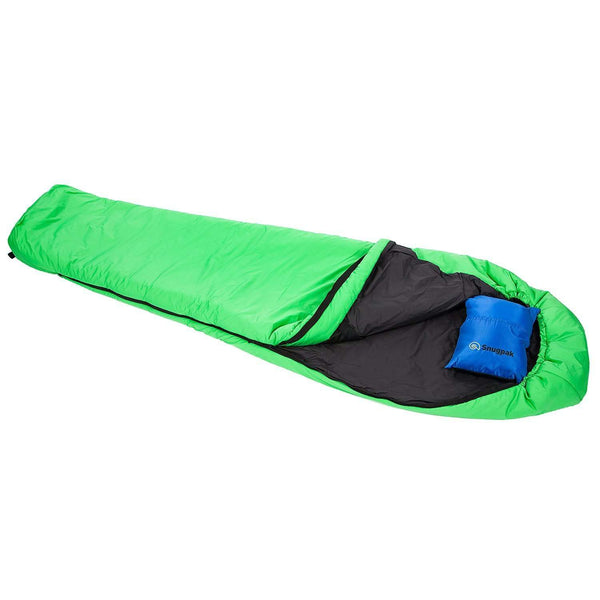 Snugpak, Snugpak Softie 9 Equinox with Snuggy Headrest, Sleeping Bags, Wylies Outdoor World,
