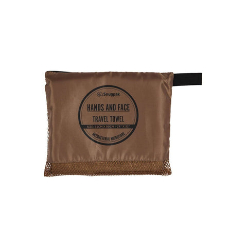 Snugpak, Snugpak Travel Towel Hands & Face, Towel,Wylies Outdoor World,