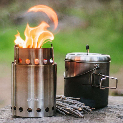 Solo Stove, Solo Stove, Wood Burning Stoves, Wylies Outdoor World,