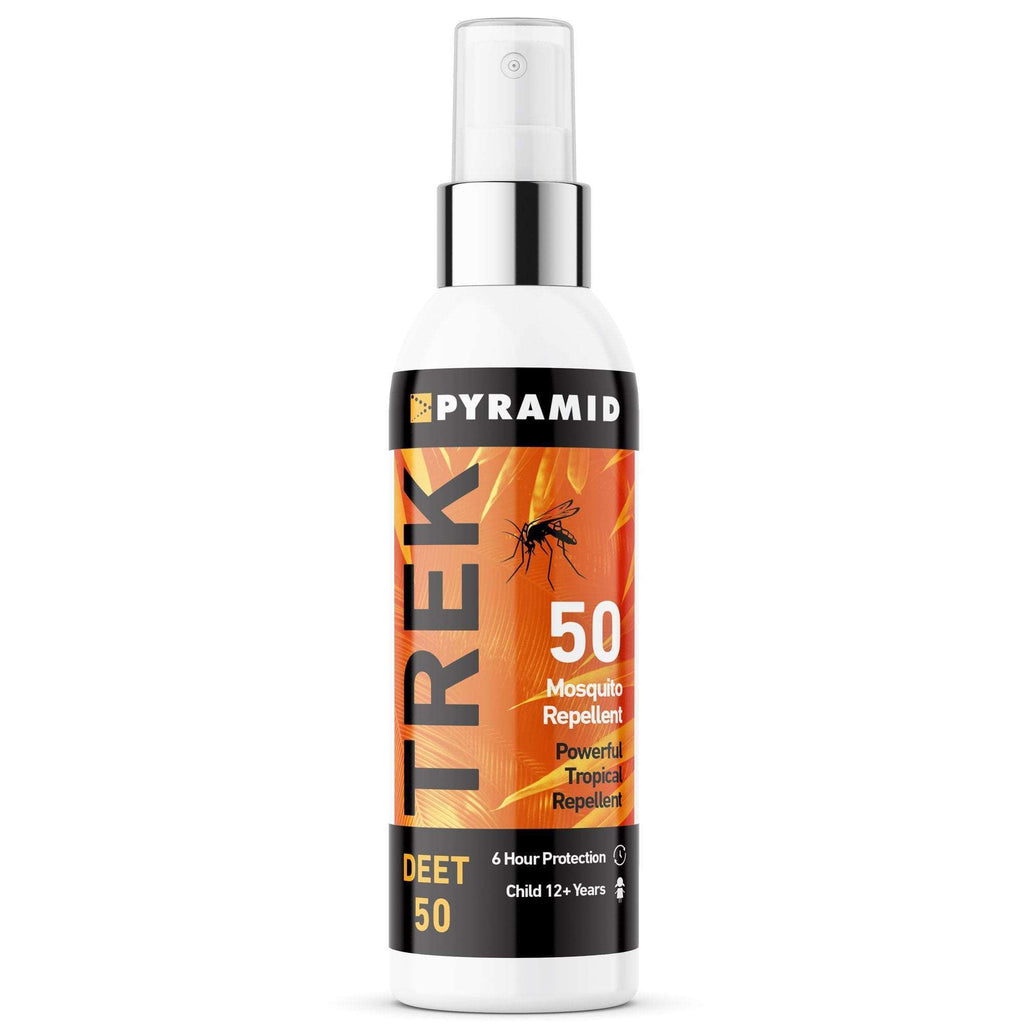 Trek, Trek 50% Pump Spray 120ml, Repellant, Wylies Outdoor World,