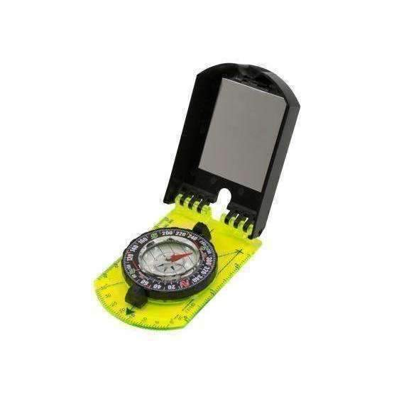 U.S.T, U.S.T. HI-VIS Folding Compass, Compasses, Wylies Outdoor World,