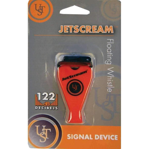 U.S.T, U.S.T. JetScream Whistle, Emergency Whistles, Wylies Outdoor World,