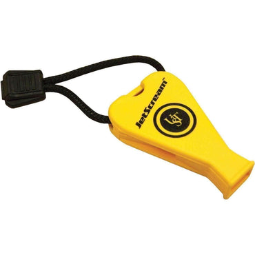 U.S.T U.S.T. JetScream Floating Whistle Emergency Whistles Yellow Wylies Outdoor World wylies-outdoor-world.myshopify.com