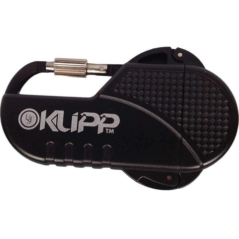 U.S.T U.S.T. Klipp Lighter Waterproof Matches & Lighters Black Wylies Outdoor World wylies-outdoor-world.myshopify.com