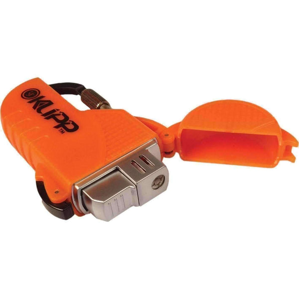 U.S.T U.S.T. Klipp Lighter Waterproof Matches & Lighters Orange Wylies Outdoor World wylies-outdoor-world.myshopify.com