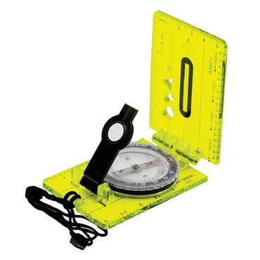 U.S.T, U.S.T. Hi Vis Lensatic Map Compass, Compasses, Wylies Outdoor World,