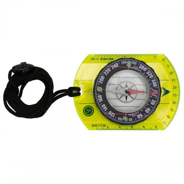U.S.T, U.S.T. Hi Vis Way Point Map Compass, Compasses, Wylies Outdoor World,